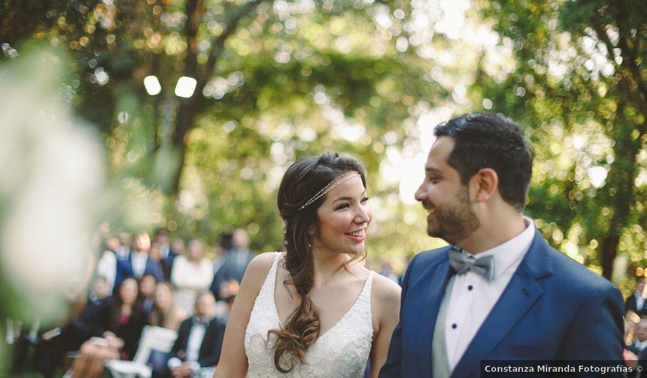El matrimonio de Esteban y Coté en Buin, Maipo