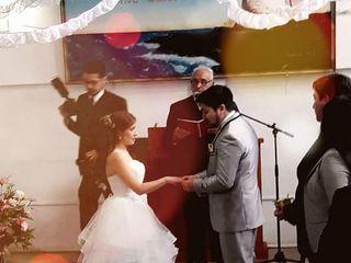 El matrimonio de Katherinne y Allan 2
