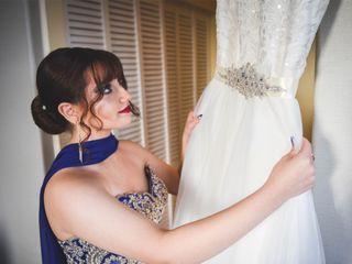 El matrimonio de Valeria y Lorenzo 1