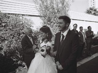 El matrimonio de Araceli Belén  y Carlos Felipe  1