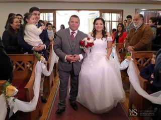 El matrimonio de Araceli Belén  y Carlos Felipe  3