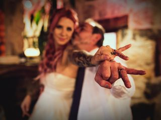 El matrimonio de Nico y Meli