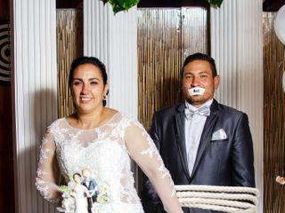 El matrimonio de Efrain y Lismari 1