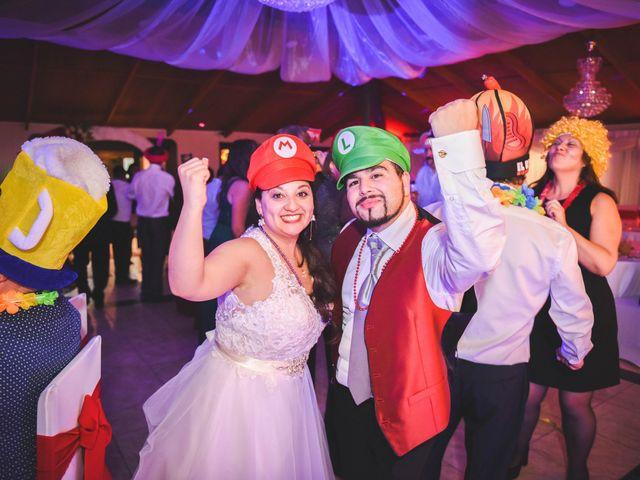 El matrimonio de Valeria y Lorenzo