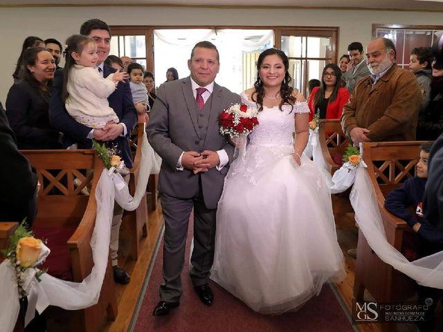 El matrimonio de Carlos Felipe  y Araceli Belén  en Rancagua, Cachapoal 2