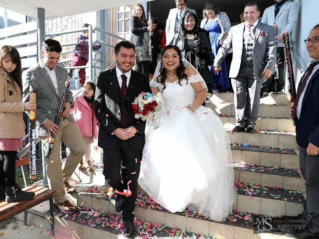 El matrimonio de Carlos Felipe  y Araceli Belén  en Rancagua, Cachapoal 5