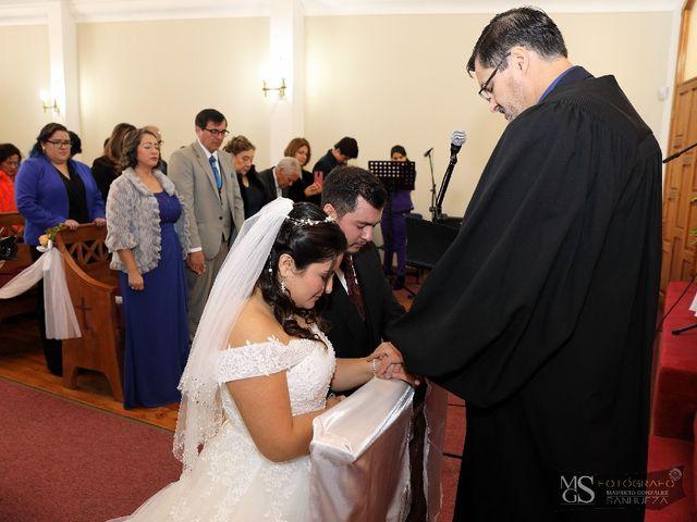 El matrimonio de Carlos Felipe  y Araceli Belén  en Rancagua, Cachapoal 9