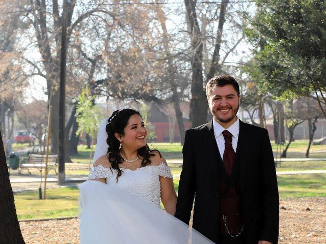 El matrimonio de Carlos Felipe  y Araceli Belén  en Rancagua, Cachapoal 12