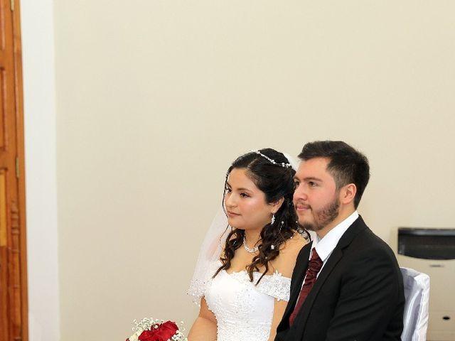 El matrimonio de Carlos Felipe  y Araceli Belén  en Rancagua, Cachapoal 14
