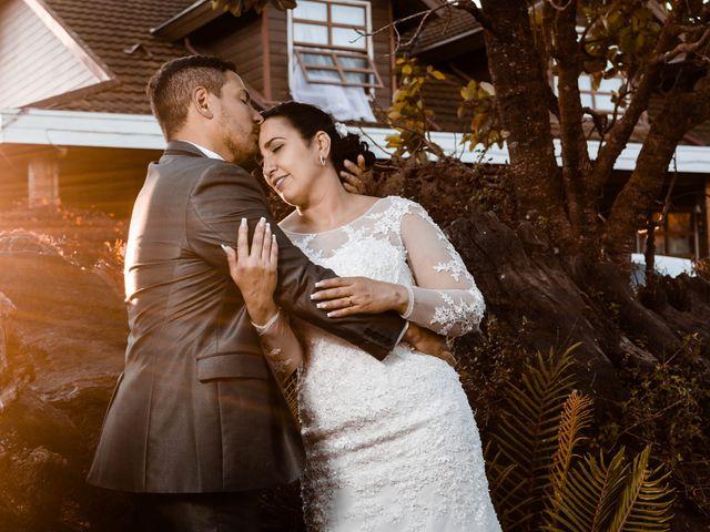 El matrimonio de Efrain y Lismari