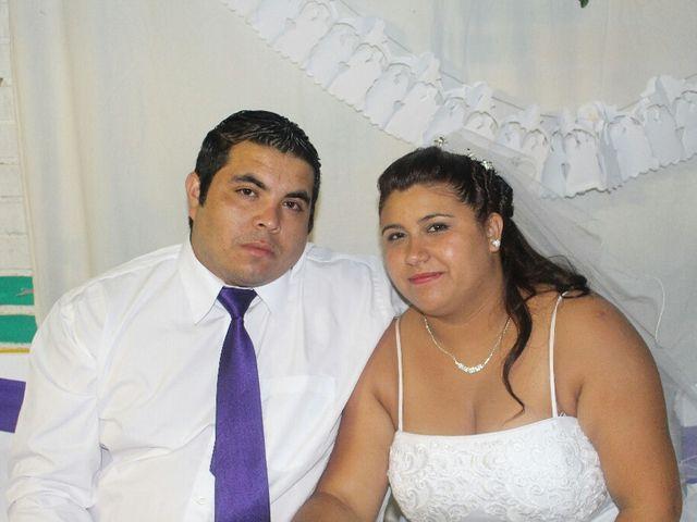 El matrimonio de Vania y Gonzalo