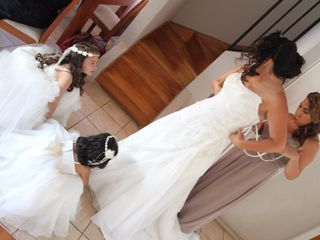 El matrimonio de Yenny y Sergio 2