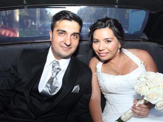 El matrimonio de Yenny y Sergio