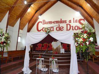 El matrimonio de Teresa y Jacob 2