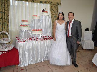 El matrimonio de Teresa y Jacob