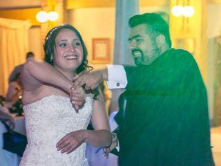 El matrimonio de Faby y Jose