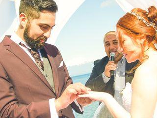 El matrimonio de Yohana y Héctor