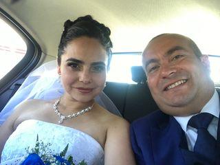 El matrimonio de Pablo Andrés  y Nicol  2
