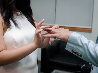 El matrimonio de Mariana y Alejandro 3