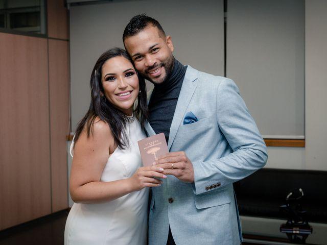 El matrimonio de Mariana y Alejandro