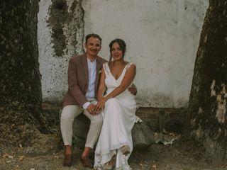 El matrimonio de Nury  y Hernán  3