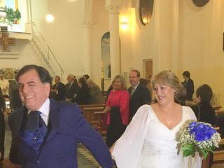 El matrimonio de Ondina y Alfredo