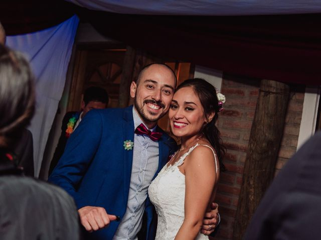 El matrimonio de Macarena y Cristóbal