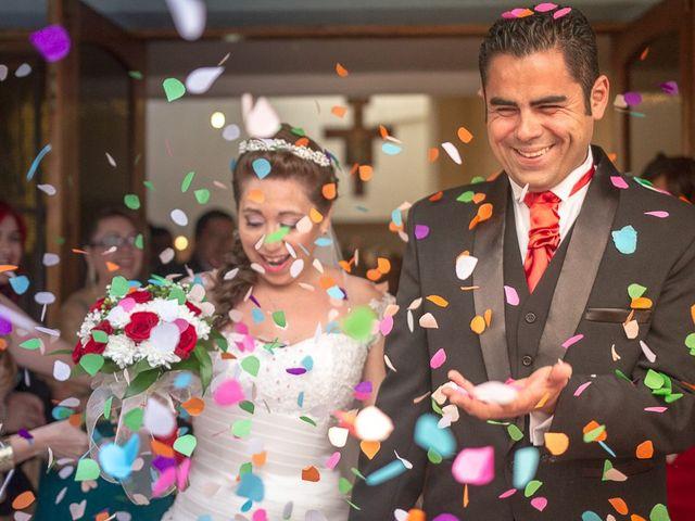 El matrimonio de Paz y Andrés