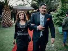El matrimonio de Daniela y Miguel 10
