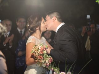 El matrimonio de Jeanette  y Juanjo