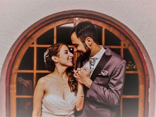 El matrimonio de Carolina y Tiago