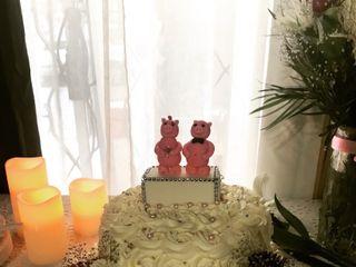 El matrimonio de Perla y Elias 1