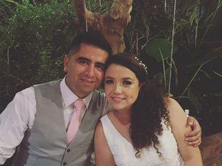 El matrimonio de Perla y Elias 3