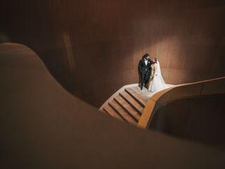 El matrimonio de Loreto y Ricardo