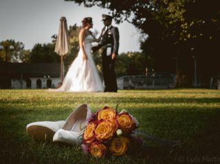 El matrimonio de Francisca y Andres 3