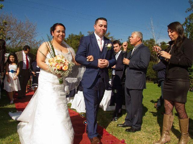 El matrimonio de Catalina  y Daniel