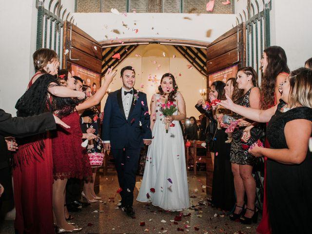 El matrimonio de Rocío y Víctor