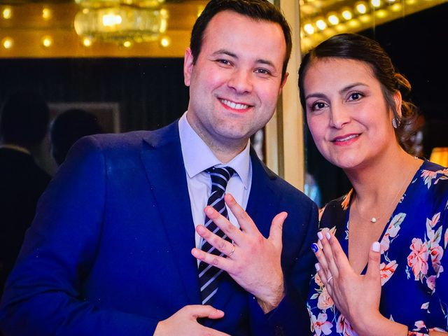 El matrimonio de Angélica y Juan Pablo