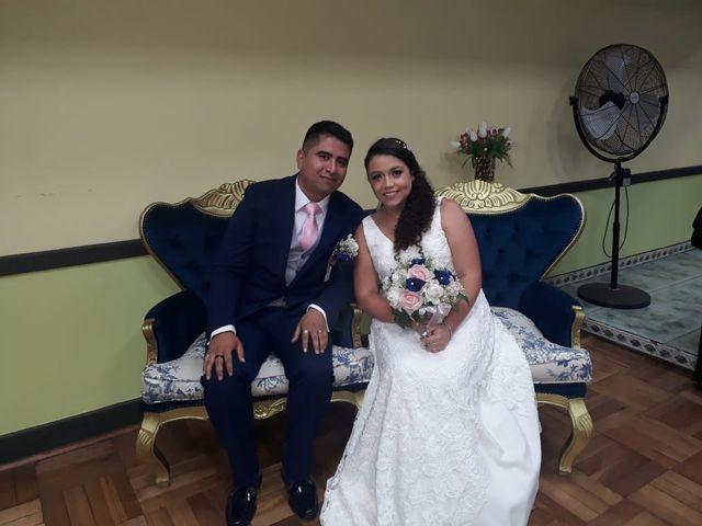 El matrimonio de Perla y Elias