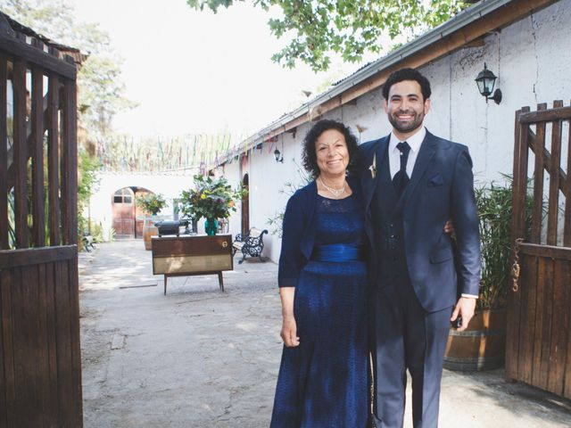 El matrimonio de Cristian y Daniela en Talagante, Talagante 4