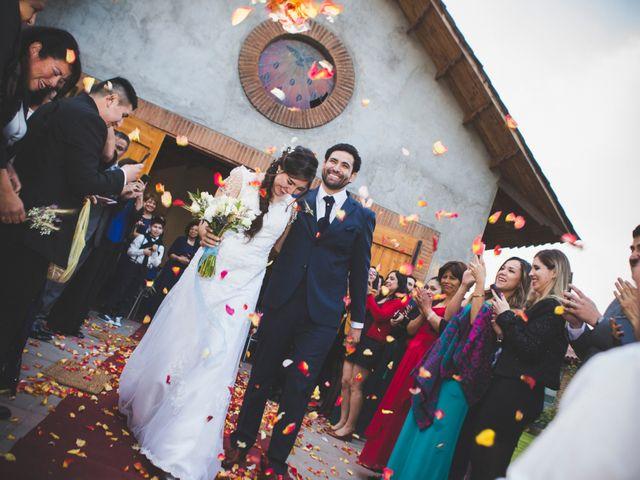 El matrimonio de Cristian y Daniela en Talagante, Talagante 8