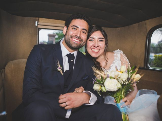 El matrimonio de Cristian y Daniela en Talagante, Talagante 9