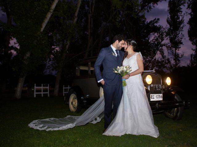 El matrimonio de Cristian y Daniela en Talagante, Talagante 2