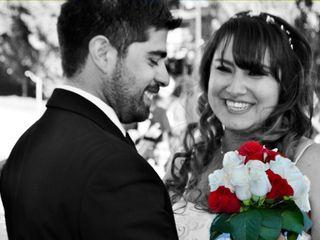 El matrimonio de Camila y Gonzalo