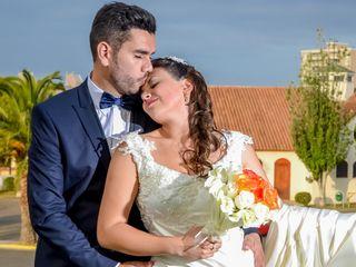 El matrimonio de Macarena y Sebastian