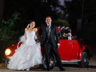 El matrimonio de Carol y Ignacio