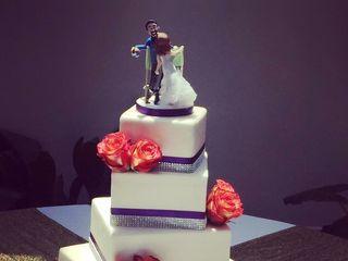 El matrimonio de Daniela y Rodrigo 2