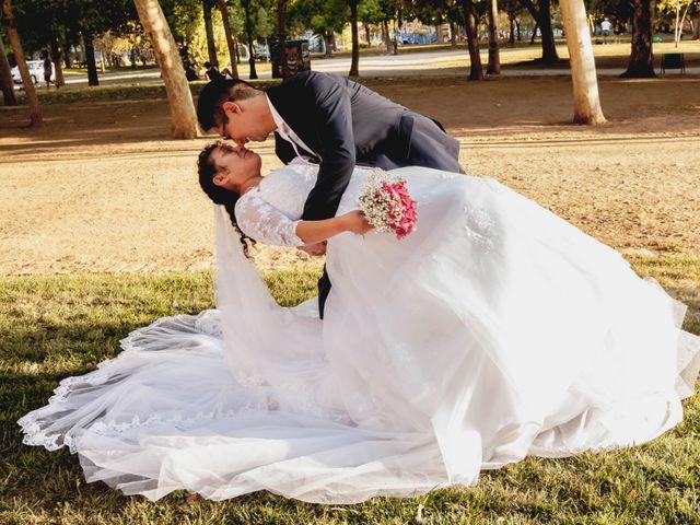 El matrimonio de Sarita y Brayan