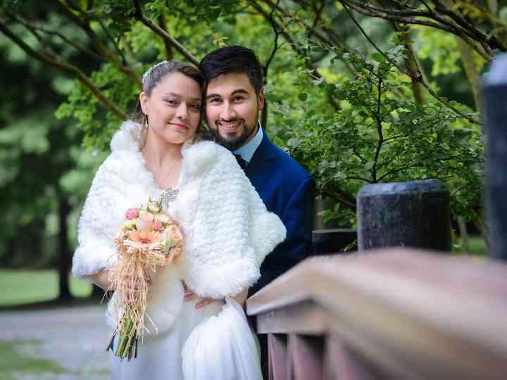 El matrimonio de Natalie y Rubén