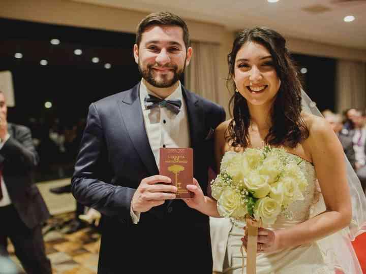 El matrimonio de Francisca y Jaime